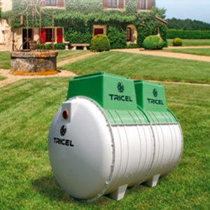 Filtres compacts Tricel Seta