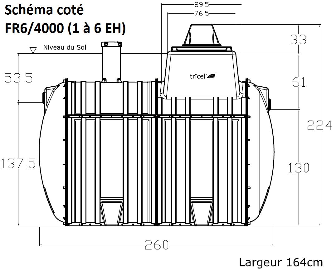 professionnels installer une micro station tricel novo. Black Bedroom Furniture Sets. Home Design Ideas