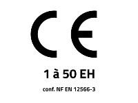 Marquage CE systèmes d'assainissement individuel Tricel