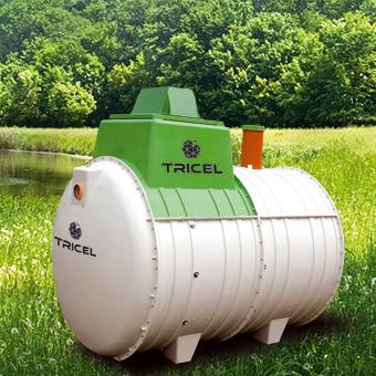 solution de la fosse septique pour un petit terrain