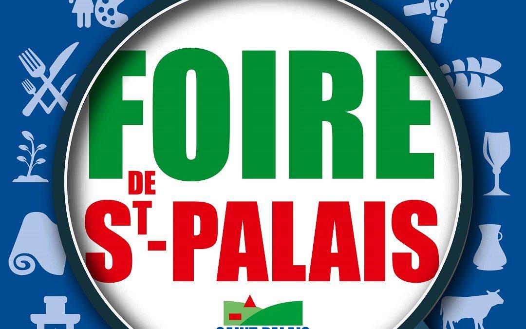 MDM environnement sera à la foire de Saint-Palais du 29 au 30 Avril 2017