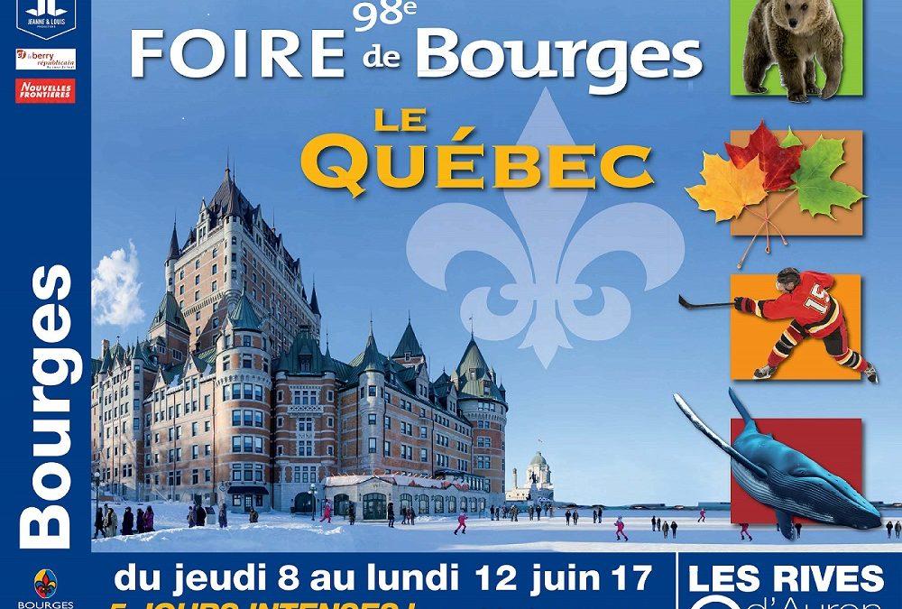 Notre partenaire exclusif ENE participe pour la 11e année consécutive à la Foire de Bourges.
