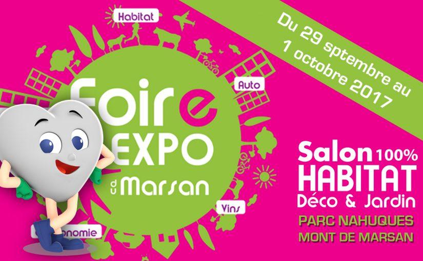 Notre partenaire MDM est présent à la Foire Expo de Marsan