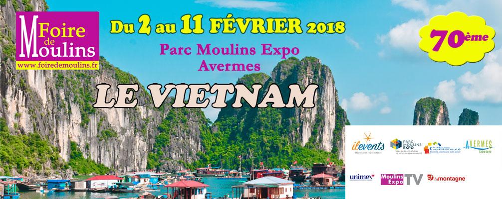 ENE participe à la Foire de Moulins en février !