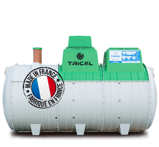 Micro-station Tricel Novo gamme