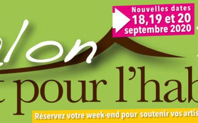 Rhône-Alpes Assainissement vous attend au salon Tout pour l'Habitat à Saint Rambert d'Albon pour parler assainissement individuel dans la Drôme (26)